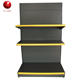 Store shelf for supermarket rice rack and vegetable and fruit display wooden shelving price