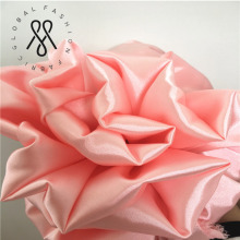 New Design Printing Stretch Spandex Satin Fabric For Garments Wedding Dress