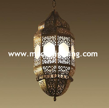 Fast delivery islamic handmade pendant lamps arabic brass hanging fast delivery islamic handmade pendant lamps arabic brass hanging lighting mozeypictures Gallery