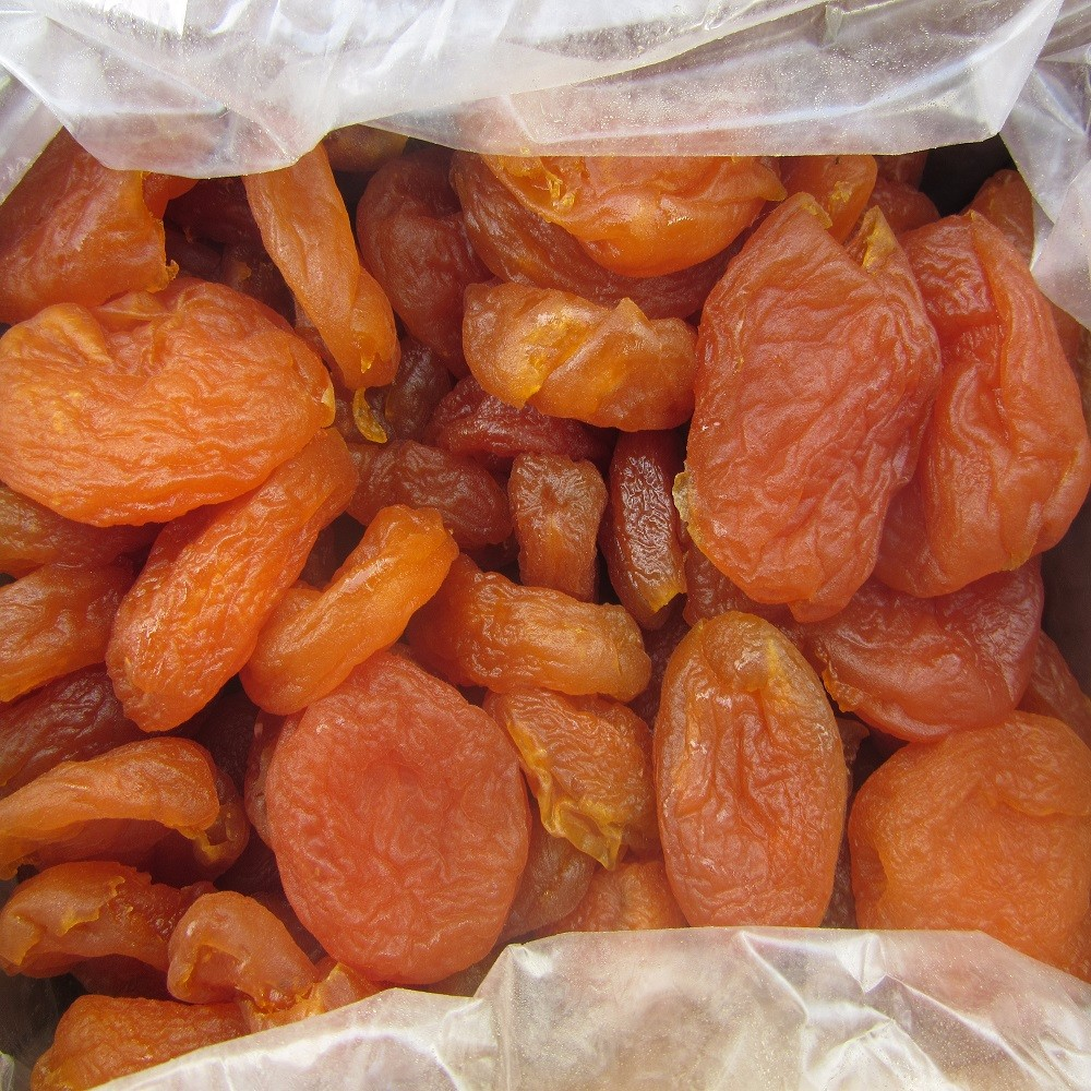 China dehydration/dried fruit price wumart dried apricots