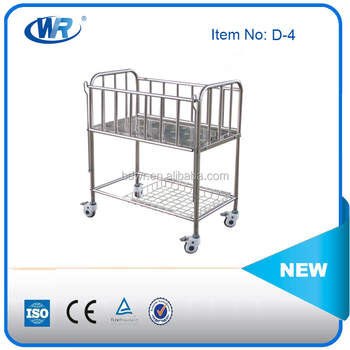 Hot Seller!!! Hospital Baby Crib/Infant Bed/Baby Cot D-4