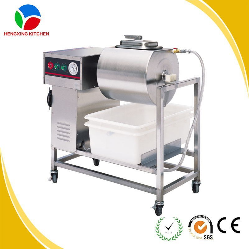 electric vacumn marinator/vacuum meat tumbling machine/chicken vacuum rotate tumbler