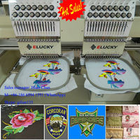 NEW 15 colors Tajima type computerized embroidery machine price for sale