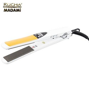 Professional 1anium Salon Flat Iron 470 Degrees Korean Hair Straightener