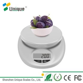 measurements grams digital health fruit vegetable weighing kitchen