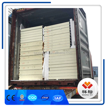 Hot Sale Pu Composite Wall Roof Panel Polyurethane Solid