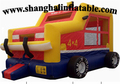 2016 inflatable race cars bounce house with slide inflatable car moonwalk