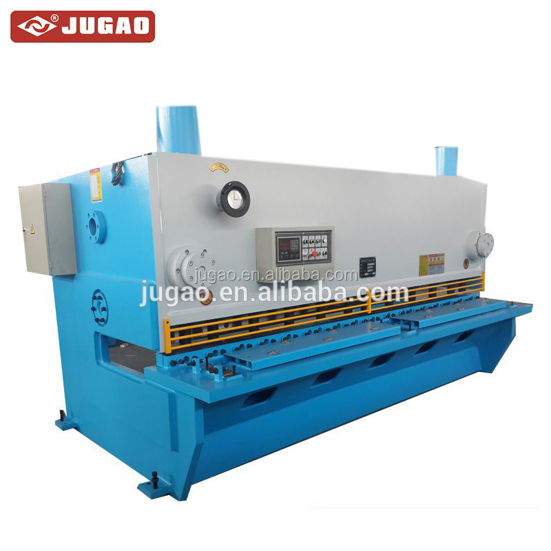 Sheet metal <strong>cutting</strong> & press work,QC11Y 10*3200 hydraulic guillotine shears for sale