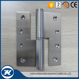 stainless steel 304 lift-off door hinge with washer heavy duty