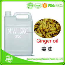 Good Scented Edible Ginger oil for food