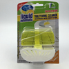Liquid Toilet hanging Cleaner with lemon Scent/hanging Toilet Bowl Deodorizer with color liquid