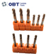 OBT-Solid Carbide 2/4 Flute single flute endmill