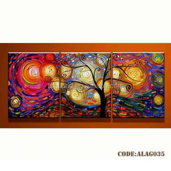 Hot sale the tree of life painting