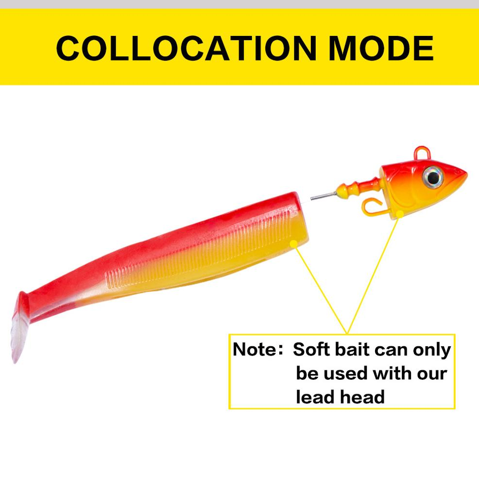 "bulk sale 20 pre-rigged soft plastic fishing lures BRAND NEW 5/"" curly tail lure"
