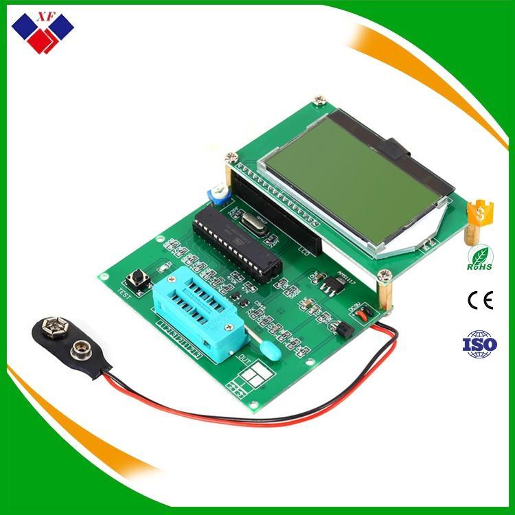 Square Wave Generator/esr Meter /cymometer/ Gm328 Transistor ...