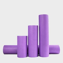 Yoga Fitness Equipment EVA Foam Roller Blocks Pilates Fitness for Home Gym Exercises Physio Massage Roller Yoga Block