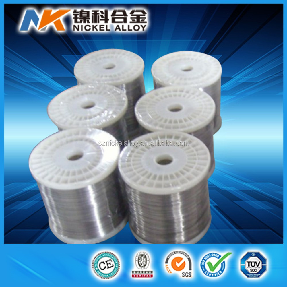 Raw Material Nickel Product 99.9% 99.6% Pure Nickel Wire(ni200 ...