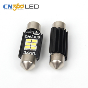 Lower working temperature interior car led light, led auto bulb from CN360