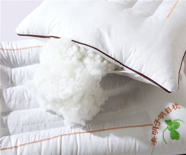 100%Pure natural Xinjiang cotton pillow/cassia seed pillow/health pillow