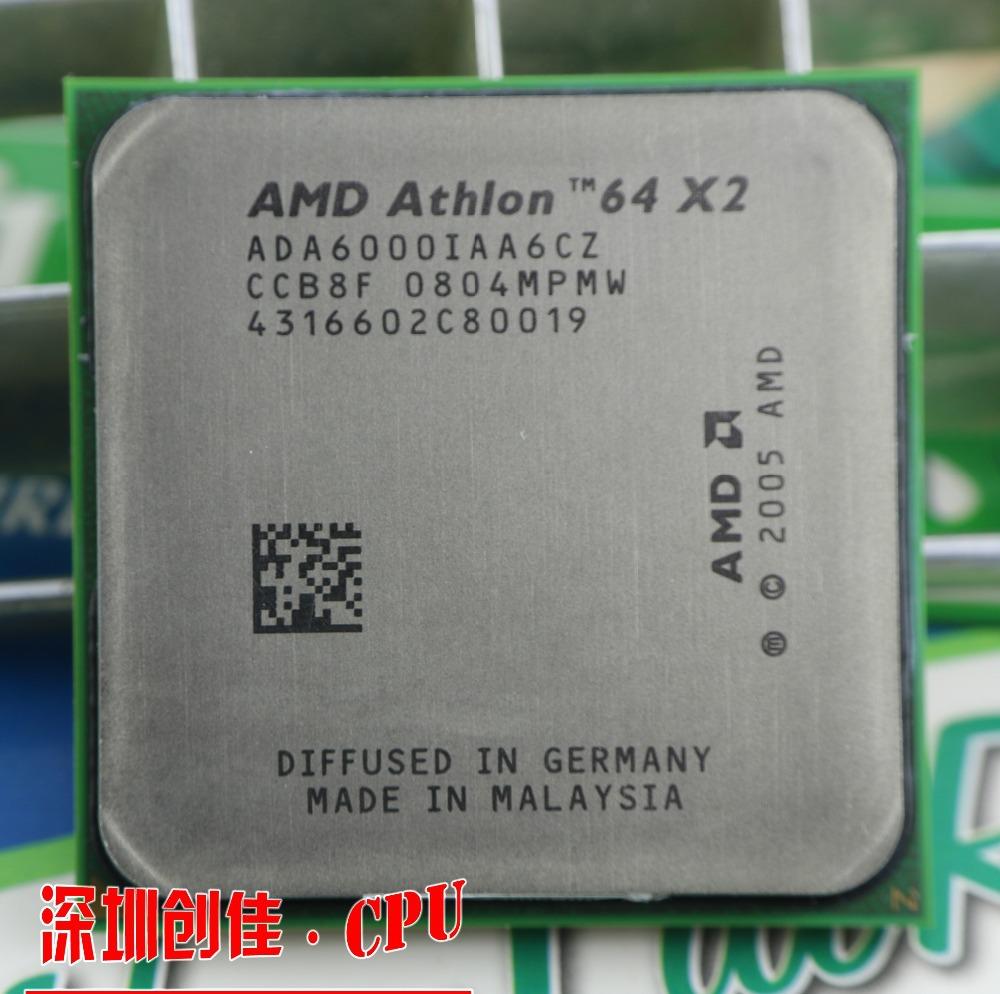 Windows 7 I Amd Athlon 64 X2 Dual Core Pro 5000