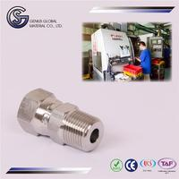 Advertising compression fitting With Warranty