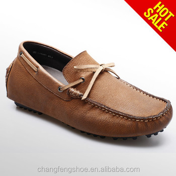 Italian Leather Men Casual Shoes Height Increasing Elevator Shoes ...