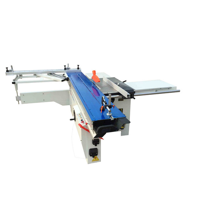 Woodworking Sliding Table Panel Saw Machine
