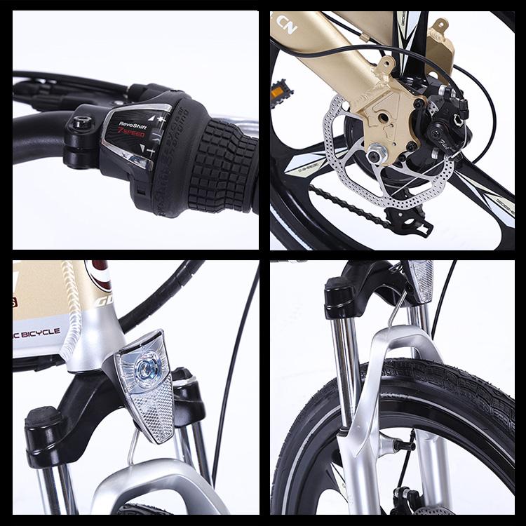 Unvergleichliche Bike 20 24 26 Zoll Full Suspension Tragbare Mtb ...