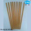 high tempeature resistance transparent hot melt glue stick
