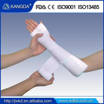 Orthopedic casting splint brace plaster Comfortable splint 3rd generation