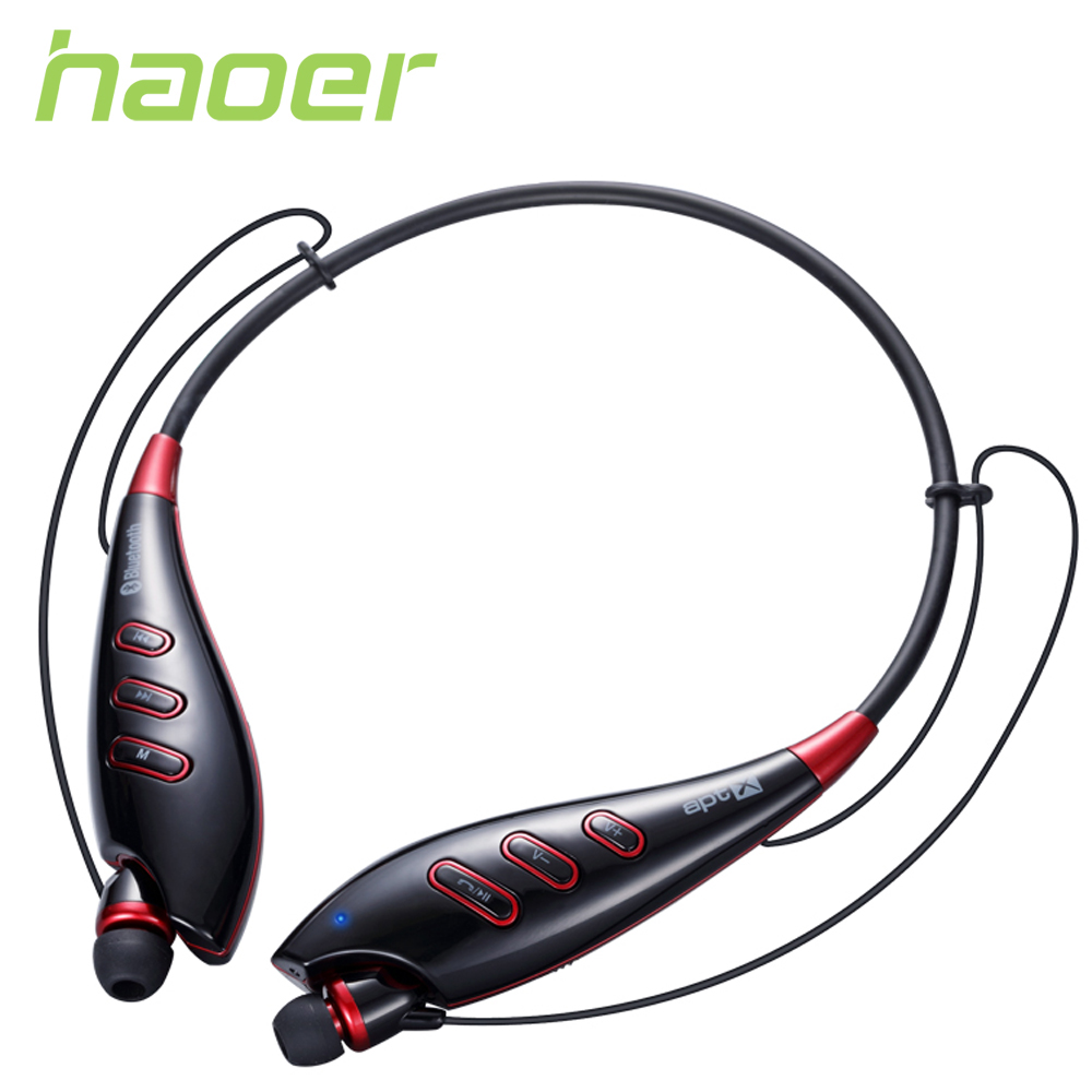 Shenzhen Factory Wholesale Bluetooth Earphone With Mic and Volume Control