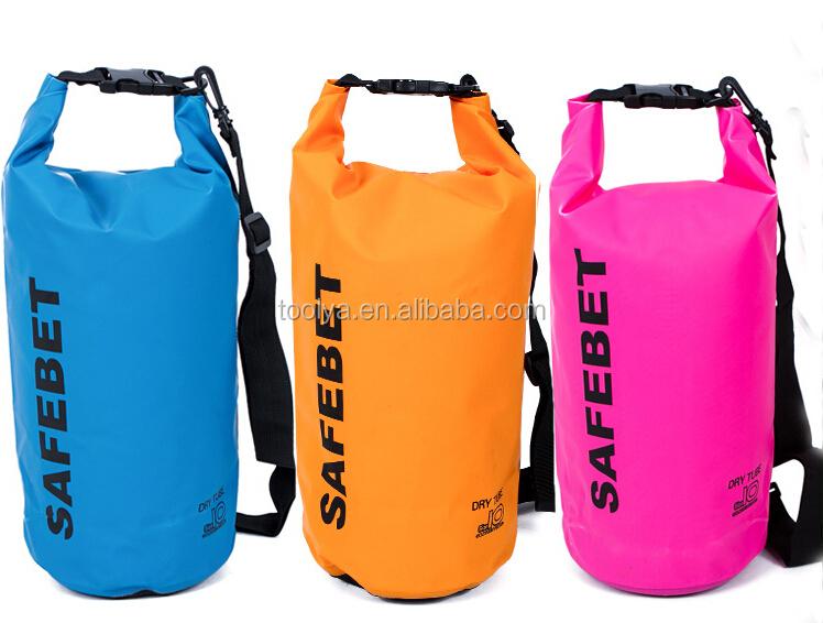 Custom Printed Logo Survival Pack Outdoor Waterproof Dry Bag