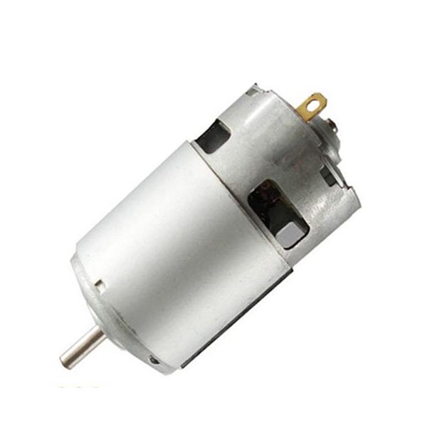 3V 5V 6V 12V 24V Mini Low rpm Brushed Permanent Magnet DC Motor Generator