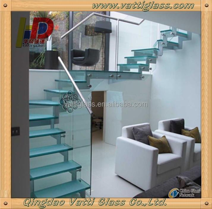 Balkongeländer design glas/geschlossen balkon verbundglas ...