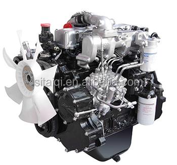Yuchai Marine Diesel Engin 4 Strokes 6 Cylinders Yc6a ...