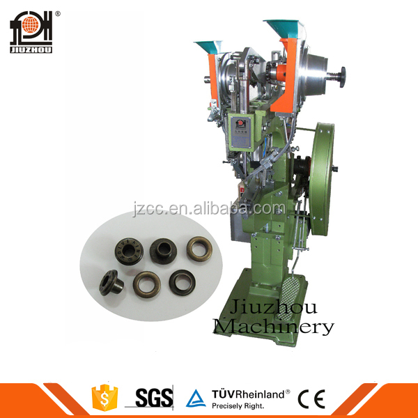 JZ-989GM Automatically Setting Good Quality Shoe Making Machine For Strong Eyelets
