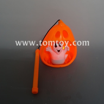 Halloween LED Light up Lantern Pumpkin with Sound
