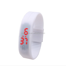 Gift wristwatches Sport Bracelet touch digital wrist watch kids children men casual led bracelet watches