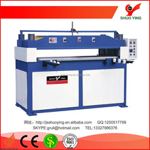 SYJ-3/35 35T Top quality CE and ISO certificated four-column hydralic plane shoe making machine