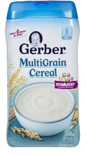 <span class=keywords><strong>GERBER</strong></span> Cereal Multigrain 2 (3x16 oz)