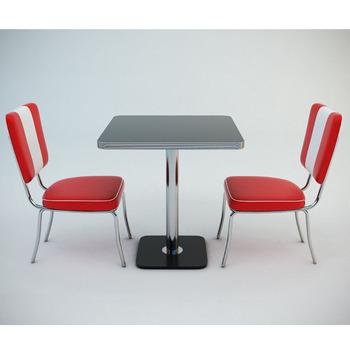 sillas de comedor retro