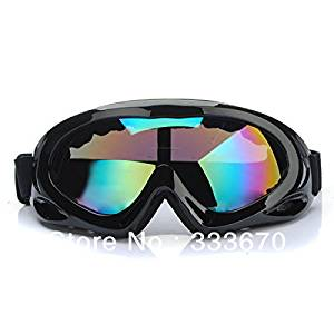031f0f327c0 Get Quotations · Chic Ski Motocross Scooter Bike Quad ATV Motorcycle Racing Aviator  Pilot Cruiser Goggles Eyewear Glasses Kid