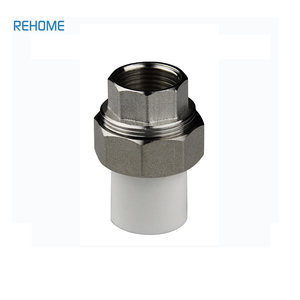 china goods wholesale hot male/female threaded ppr pipe union