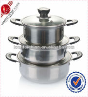 HIGH QUALITY Indial stainless steel cookware