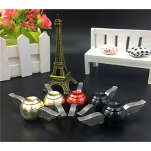 Cupid brass metal vision spinner wholesale promotion gift finger gyro fidget spinner