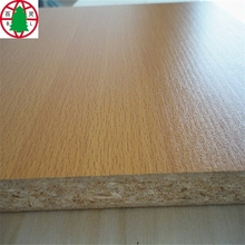 2018 HOT SALE PARTICLE BOARD/ LAMINATED PARTICLE BOARD PRICE