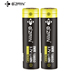 Efan top quality IMR 18650 battery 3.7V 3200mah 35A rechargeable li-ion battery for pipe vape