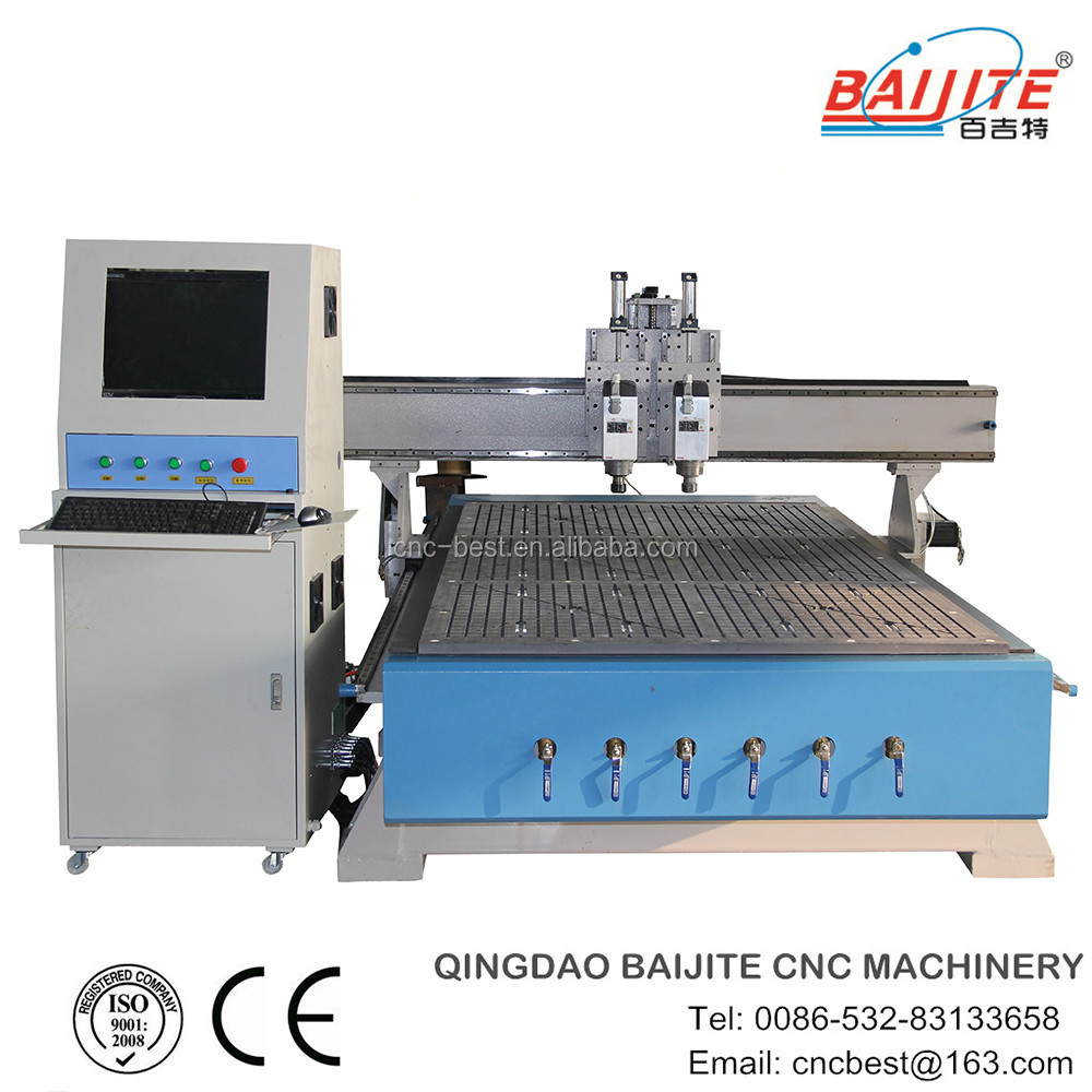 China factory price Woodworking Cnc Router Atc Spindle with new style high precision CE&ISO9001