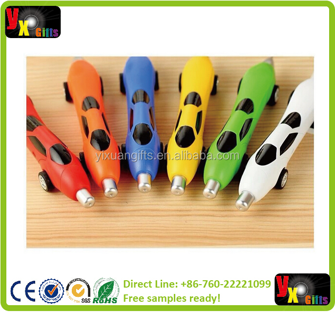 6 Colors Novelty Classic Cars Ballpoint Pens Children Office & School Supplies Meeting Gifts Advertising pen