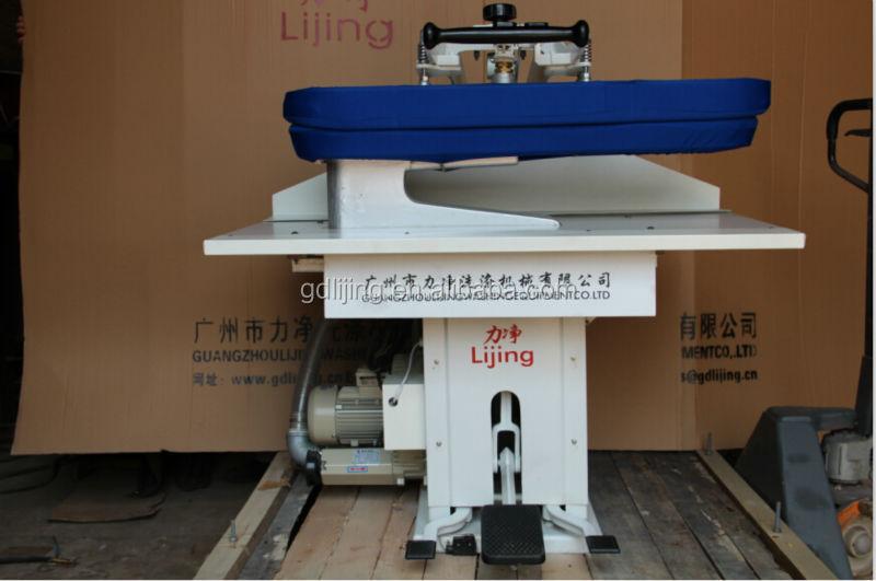 laundry press machine for sale